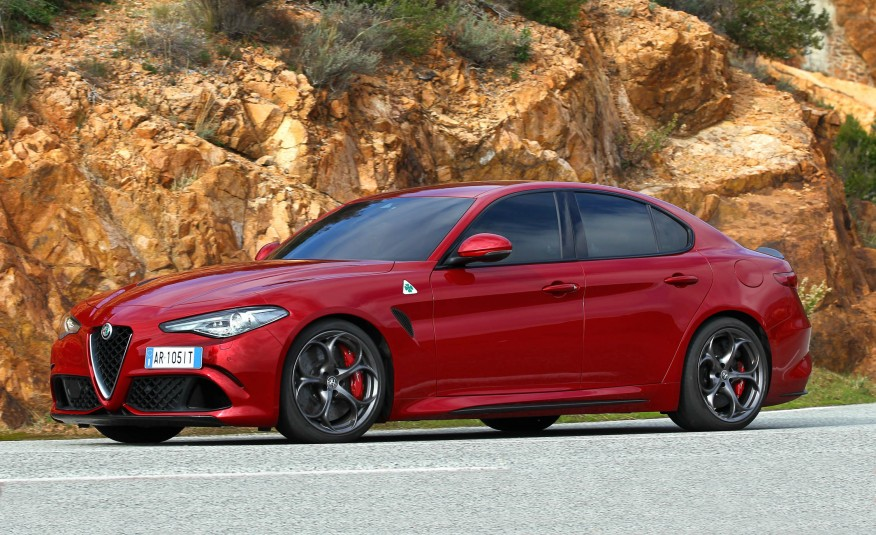 Quadrifoglio proves to be lucky once again for Alfa Romeo at What Car? Car of the Year Awards 2019