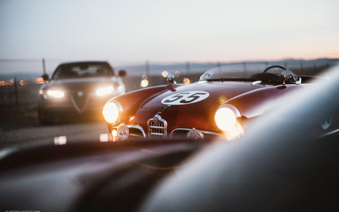 Taking A Look Back At 110 Years Of Alfa Romeo's Automotive Artistry
